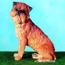 BRUSSELS GRIFFON DOG FIGURINE-GRIFFON (5470)