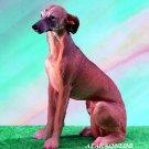 WHIPPET DOG FIGURINE (5147)