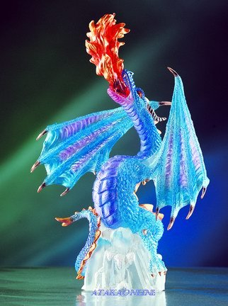 SPIRIT DRAGON-FIGURINE-STATUE (4015)