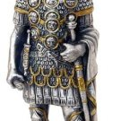 ROMAN OFFICER W SWORD-PEWTER-FIGURINE (6271)