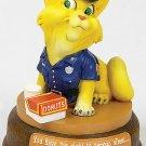 COP CAT-CUTIE-FIGURINE (6551)