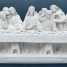 LAST SUPPER-GREEK FIGURINE-STATUE (6755)