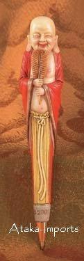 HAPPY BUDDHA-CHINESE BUDDHA COLLECTIBLE PEN (5509s)