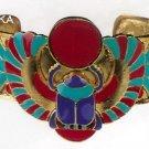 ANCIETN EGYPTIAN-WINGED SCARAB BRACELET (2442S)