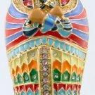KING TUT JEWELED BOX-EGYPTIAN (3378)