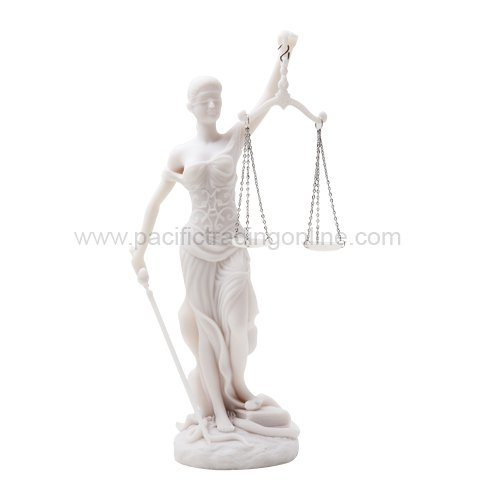 LA JUSTICA-LA JUSTICIA-GREEK-ROMAN-SCULPTURE COLLECTION