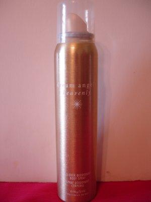 Victoria's Secret Dream Angels Heavenly All Over Deodorant Body Spray