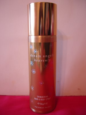 Victoria's Secret Dream Angels Heavenly Shimmering Hair and Body Spray