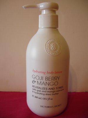 Victoria's Secret Goji Berry & Mango  Hydrating Body Lotion