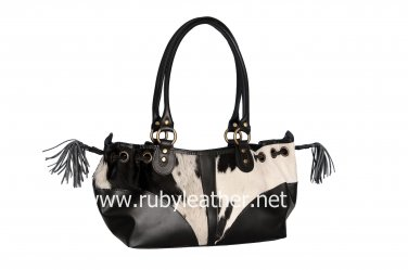 cowhide purse leather purse by Ruby Leather Free Shipping to Australia & NewZealand