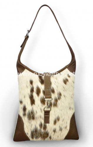 cowhide handbag leather purse shoulder bag by Ruby Leather Free Shipping to Australia & NewZealand