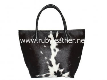 New beautiful cowhide tote bag for women by Ruby Leather Free Shipping to Australia & NewZealand