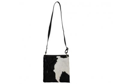 cowhide cross body messenger bag by Ruby Leather Free Shipping to Australia & NewZealand