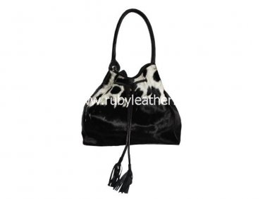 Genuine cowhide hobo bag Free Shipping to Australia & NewZealand