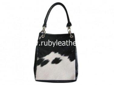 Genuine cowhide shopper bag carry bag Free Shipping to Australia & NewZealand