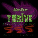 Mad River Super THRIVE organic Worm tea fertilizer. Makes up to 5 gallons!