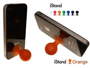 iPhone Stand - Orange