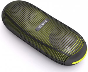 Rechargeable Speakers - Yellow/Black