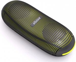 MP3 Speakers - Yellow/Black