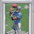 CALVIN JOHNSON ROOKIE 2007 UPPER DECK #277 GRADED MINT 10