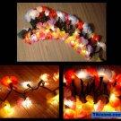 Flower Lei Garland LIGHT String Set - Luau Wedding