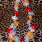 Regular Hawaiian Flower Leis - Tiki Luau !!! (1 Doz)
