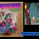 Flip Flops Light set - Beach Tiki Bar/Luau Light String