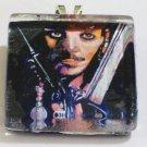 Pirate Glass Pendant