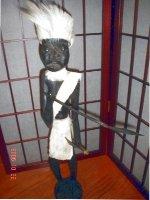 Ngoni Warrior