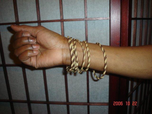 Reed Bracelets - pack of 5