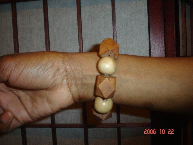 Large Bead Bracelets