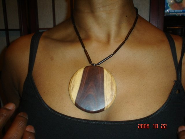 Wooden Chokers - Hemisphere