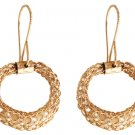 Beautiful 14kt Gold filled earnings with pearls