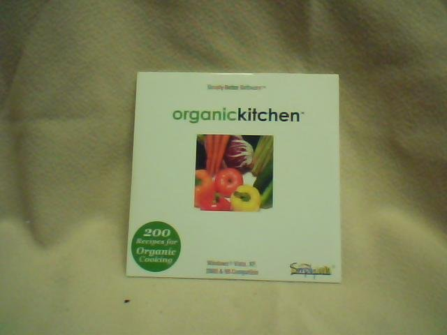 Organic Kitchen Recipes CD