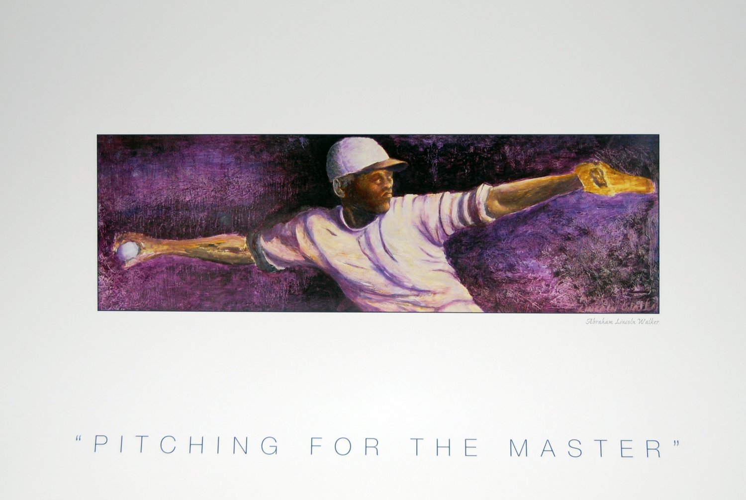 PITCHING FOR THE MASTER