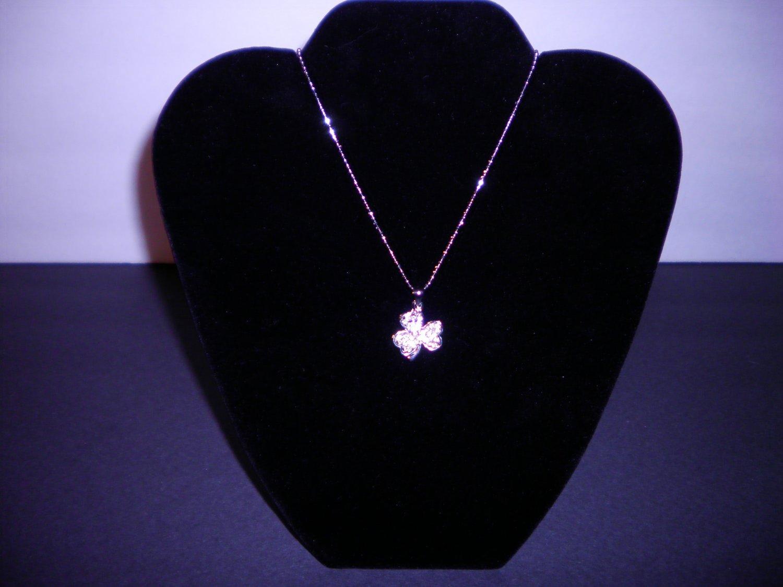 Clover Leaf Necklace