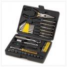 41-piece Travel Tool Kit