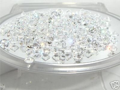 100 Pointed Table Clear Crystals SWAROVSKI ELEMENTS