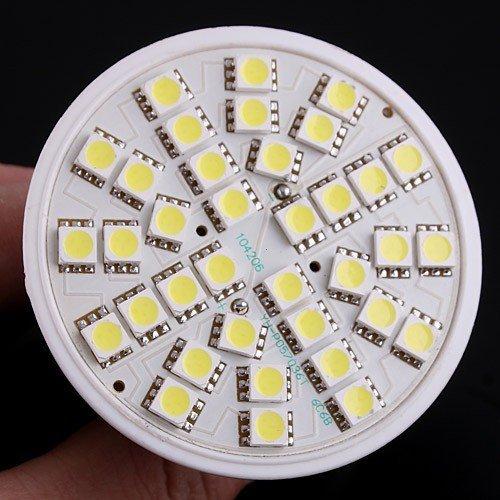 Ultra Bright 220V 6W E27 36 LED Light Bulb Lamp