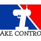 Take Control Racing Gear Decal