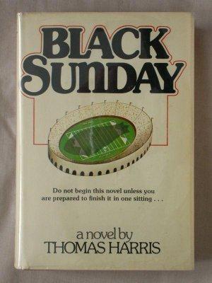 Black Sunday - Thomas Harris - First Edition