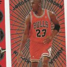 MICHAEL JORDAN  IJ '95 MARKET PICK #1 COPPER FOIL Parallel 1/125