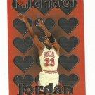 Jordan Charisma Pick 1 SILVER  foirl Parallel 1995 1/250  rare IJ