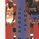 MICHAEL JORDAN Shaquille O'Neal HEADLINE 2 SILVER Foil Parallel 1/250