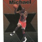 MICHAEL JORDAN  IJ 1995 CHARISMA PICK #1 SILVER foil Parallel  1/250