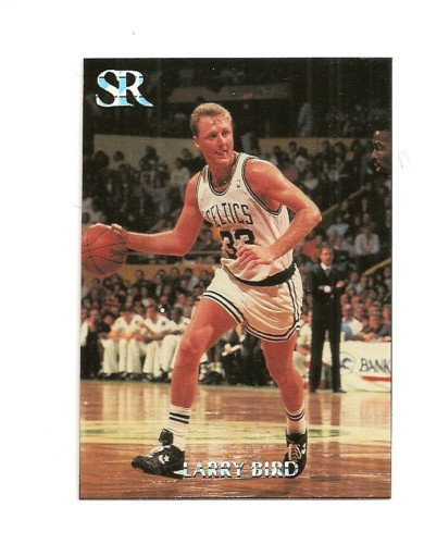 LARRY BIRD SPORTS REPORT SR #10 RARE SILVER FOIL Parallel  CARD