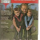 Stevie jr JACK NICKLAUS Golf Digest 1966 1/1 AUTOS (3)