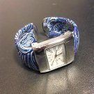 Brand New Denim Cuff Watch