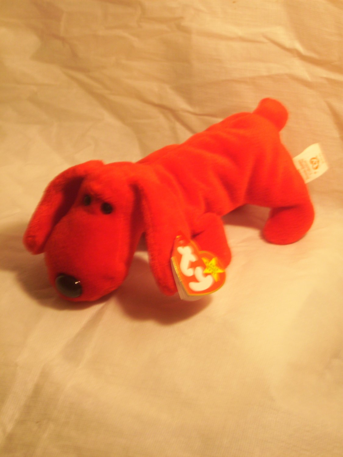 """Rover """"the dog""""**RETIRED**Ty beanie baby"""