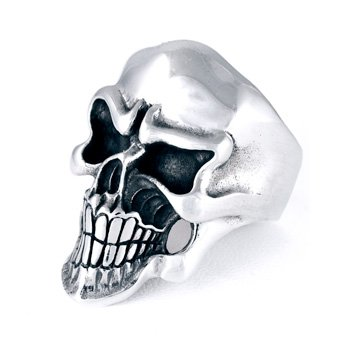Skull Ring, available US size 7-15